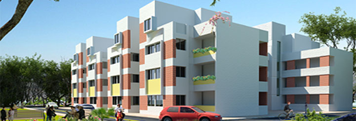 Canopy Low Cost Mass Housing